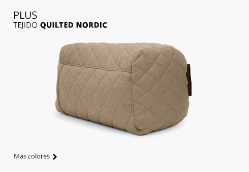 Puf Quilted Nordic
